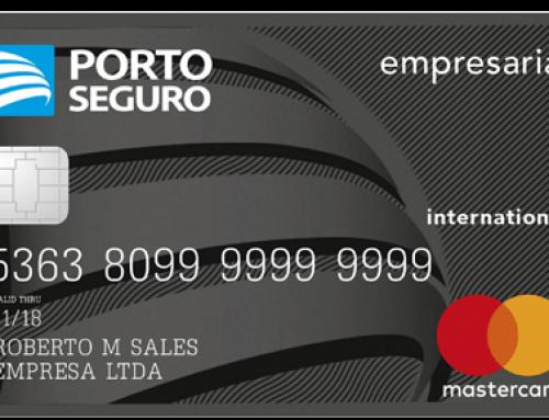 Cartão de crédito empresarial permite acumular 2 milhas por dólar gasto.