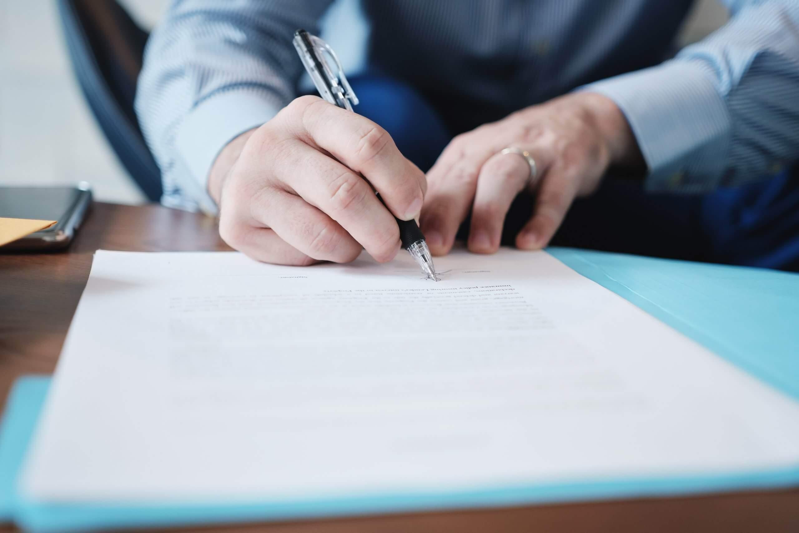 assinatura-documento
