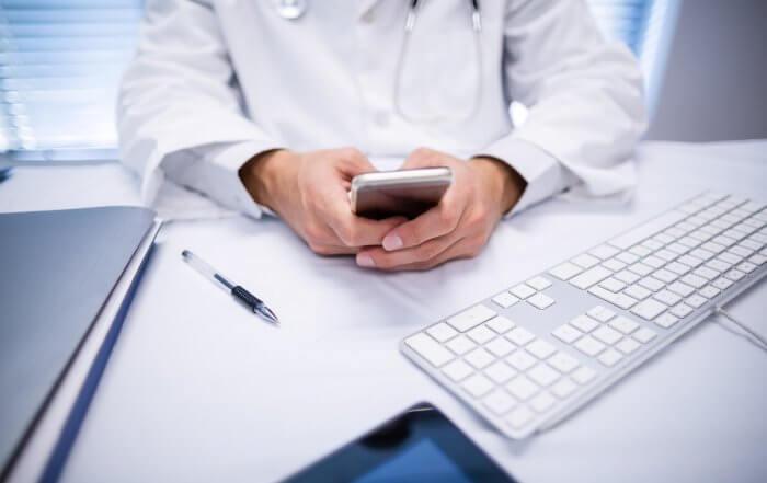 Cuidados atendimento médico whatsapp